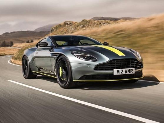 Aston-Martin DB11 бензин 2020 id-1004882