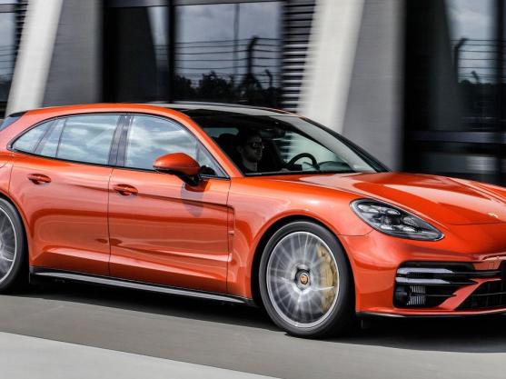 Porsche Panamera Turbo S Sport Turismo гибрид 2020 id-1004862