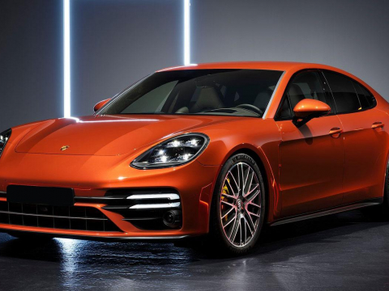 Porsche Panamera Turbo S бензин 2021 id-1004858