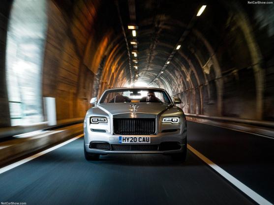 Rolls-Royce Dawn Silver Bullet бензин 2021 id-1004848