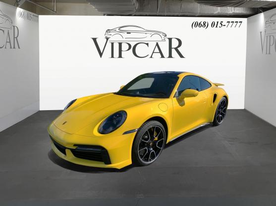 Porsche 911 Turbo S бензин 2020 id-1004826