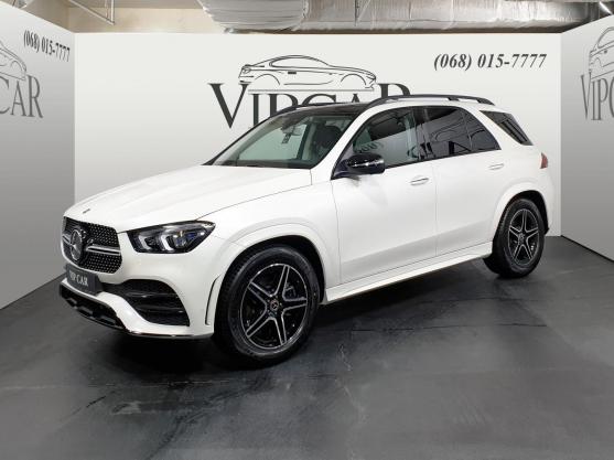 Mercedes-Benz GLE 450 AMG бензин 2020 id-1004460