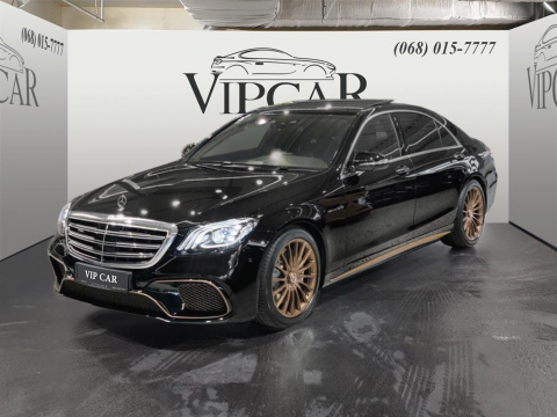 Mercedes-Benz S 65 AMG V12 Final Edition бензин 2020 id-1004429