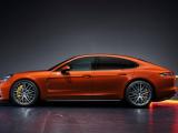 Купить новый Porsche Panamera Turbo S бензин 2021 id-1004858 в Украине