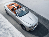 Продажа Rolls-Royce Dawn Silver Bullet Киев